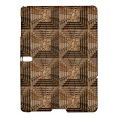 Collage Stone Wall Texture Samsung Galaxy Tab S (10.5 ) Hardshell Case