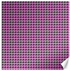 Pattern Grid Background Canvas 20  x 20