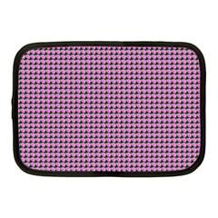 Pattern Grid Background Netbook Case (medium)