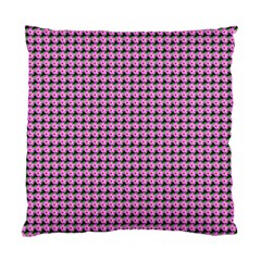 Pattern Grid Background Standard Cushion Case (One Side)