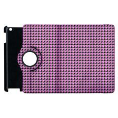 Pattern Grid Background Apple Ipad 2 Flip 360 Case