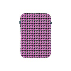 Pattern Grid Background Apple Ipad Mini Protective Soft Cases