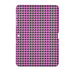 Pattern Grid Background Samsung Galaxy Tab 2 (10 1 ) P5100 Hardshell Case