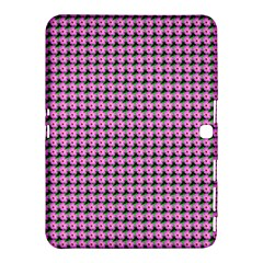 Pattern Grid Background Samsung Galaxy Tab 4 (10.1 ) Hardshell Case