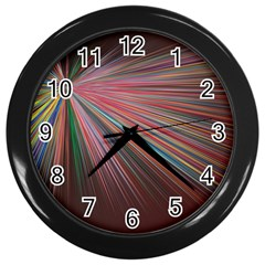 Background Vector Backgrounds Vector Wall Clocks (Black)