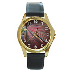 Background Vector Backgrounds Vector Round Gold Metal Watch