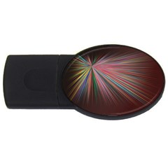 Background Vector Backgrounds Vector USB Flash Drive Oval (1 GB)