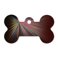 Background Vector Backgrounds Vector Dog Tag Bone (One Side)