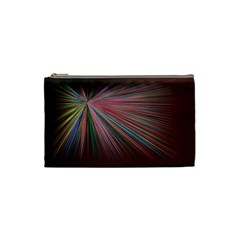 Background Vector Backgrounds Vector Cosmetic Bag (Small)