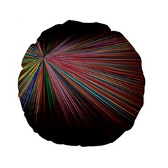 Background Vector Backgrounds Vector Standard 15  Premium Flano Round Cushions