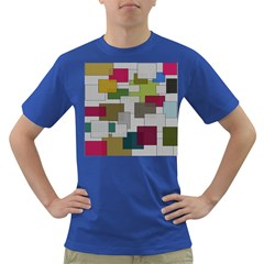 Decor Painting Design Texture Dark T-Shirt