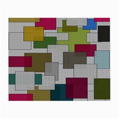 Decor Painting Design Texture Small Glasses Cloth (2-Side)