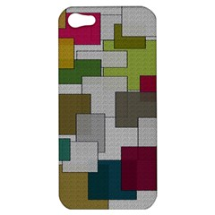 Decor Painting Design Texture Apple Iphone 5 Hardshell Case
