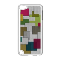 Decor Painting Design Texture Apple iPod Touch 5 Case (White)