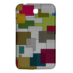 Decor Painting Design Texture Samsung Galaxy Tab 3 (7 ) P3200 Hardshell Case