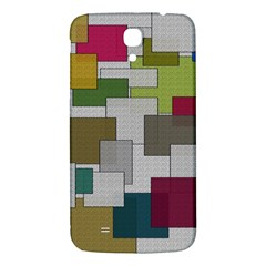 Decor Painting Design Texture Samsung Galaxy Mega I9200 Hardshell Back Case