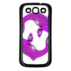 Koi Carp Fish Water Japanese Pond Samsung Galaxy S3 Back Case (black)