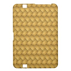 Wood Illustrator Yellow Brown Kindle Fire Hd 8 9