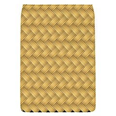 Wood Illustrator Yellow Brown Flap Covers (S)