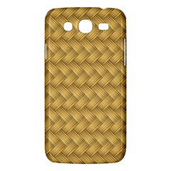 Wood Illustrator Yellow Brown Samsung Galaxy Mega 5 8 I9152 Hardshell Case