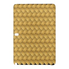 Wood Illustrator Yellow Brown Samsung Galaxy Tab Pro 12.2 Hardshell Case