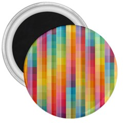 Background Colorful Abstract 3  Magnets