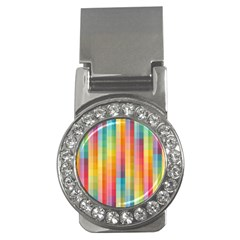 Background Colorful Abstract Money Clips (cz)