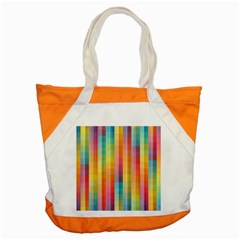 Background Colorful Abstract Accent Tote Bag
