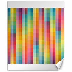 Background Colorful Abstract Canvas 16  x 20