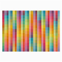 Background Colorful Abstract Large Glasses Cloth