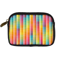 Background Colorful Abstract Digital Camera Cases