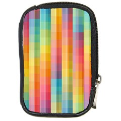 Background Colorful Abstract Compact Camera Cases