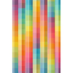 Background Colorful Abstract 5.5  x 8.5  Notebooks
