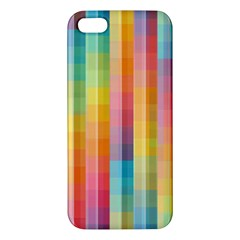Background Colorful Abstract Apple iPhone 5 Premium Hardshell Case