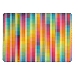 Background Colorful Abstract Samsung Galaxy Tab 10.1  P7500 Flip Case