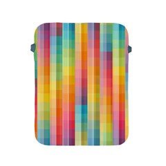 Background Colorful Abstract Apple Ipad 2/3/4 Protective Soft Cases
