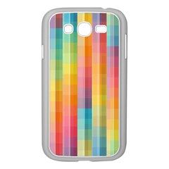 Background Colorful Abstract Samsung Galaxy Grand Duos I9082 Case (white)