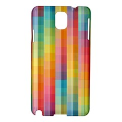 Background Colorful Abstract Samsung Galaxy Note 3 N9005 Hardshell Case