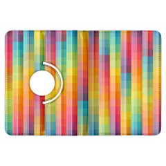 Background Colorful Abstract Kindle Fire Hdx Flip 360 Case
