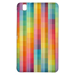 Background Colorful Abstract Samsung Galaxy Tab Pro 8.4 Hardshell Case