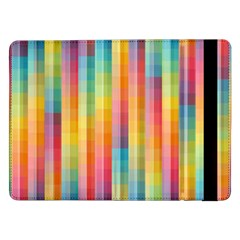 Background Colorful Abstract Samsung Galaxy Tab Pro 12 2  Flip Case