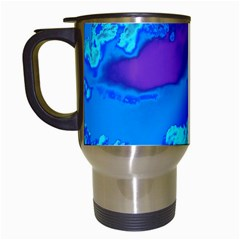 Sky pattern Travel Mugs (White)