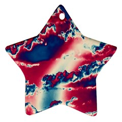 Sky pattern Ornament (Star)