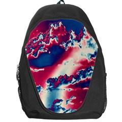 Sky pattern Backpack Bag