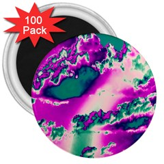 Sky pattern 3  Magnets (100 pack)