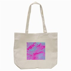 Sky pattern Tote Bag (Cream)