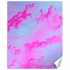 Sky pattern Canvas 16  x 20
