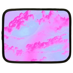 Sky pattern Netbook Case (XL)