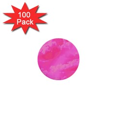 Sky pattern 1  Mini Buttons (100 pack)