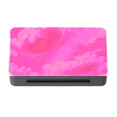 Sky pattern Memory Card Reader with CF